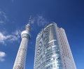 Free Tokyo Sky Tree Stock Photography - 27881592