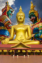 Free Large Buddha Statue. Royalty Free Stock Photo - 27886955