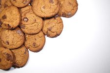 Chocolate Cookie Royalty Free Stock Photography