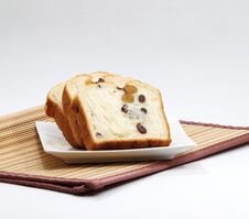 Free Peanut Bread Stock Photography - 27882292