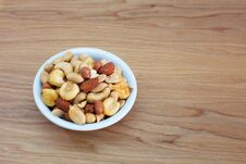 Free Mixed Nuts Stock Photos - 27882393