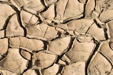 Free Cracked Earth Texture Stock Photo - 27882750