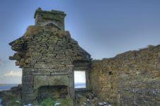 Free Ruined Farmhouse, Orkney Stock Image - 27884321