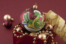 Free Christmas Composition Stock Photos - 27885753