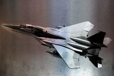 Free Metallic F15 Stock Photos - 27886443