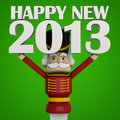Free New Year 2013 Stock Images - 27899364