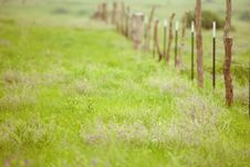 Free Prairie Fence Stock Photos - 27892103