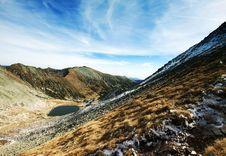 Free Bucura Lake In Retezat Mountains Stock Photos - 27896403