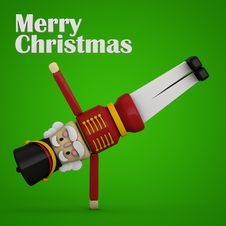 Free Nutcracker Christmas Royalty Free Stock Image - 27899216