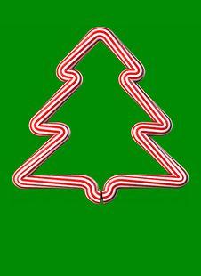 Free Christmas Tree Stock Photography - 27899262