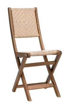 Free Folding Wooden Chair Stock Photo - 2790080