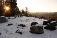 Free Snow Mountains Stock Image - 2790571