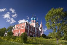 Free Russian Orthodox Church Stock Photo - 2792860