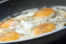 Free Fried Eggs Stock Photos - 2794223