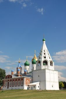 Free Russian Churches Stock Images - 2794224