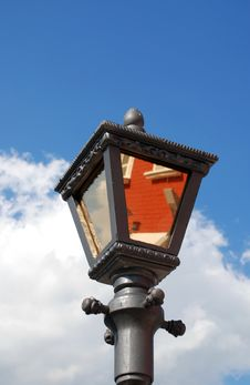 Free Street Lamp Royalty Free Stock Images - 2794229