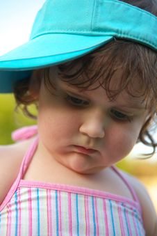 Free Sad Child Stock Photography - 2794802