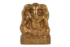 Hindu God Ganesh Stock Photos