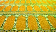 Free Arabian Floor Carpet Royalty Free Stock Photo - 2795405