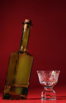 Free Bottle And Glass Stock Images - 2796184