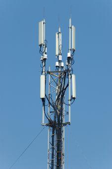 Free Transmitter Stock Image - 2796741