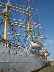 Free Sailing-ship Stock Photography - 2797392