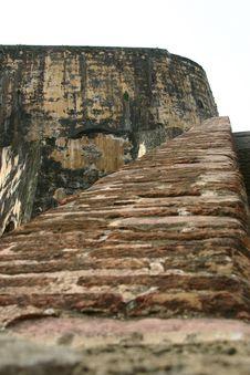 Free Fort El Morro Royalty Free Stock Photos - 2798118