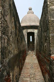 Free Fort El Morro Stock Images - 2798124
