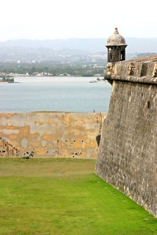 Free Fort El Morro Royalty Free Stock Images - 2798129