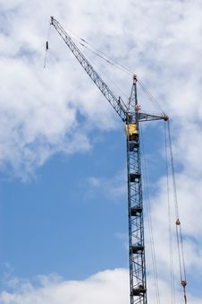 Free Crane Royalty Free Stock Image - 2799266