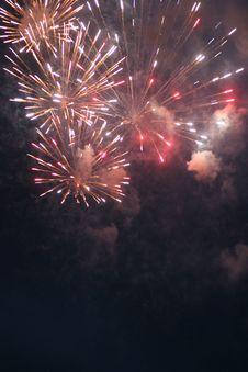 Free Festival Firework Royalty Free Stock Photo - 2799515