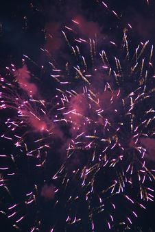 Free Festival Firework Royalty Free Stock Photography - 2799557