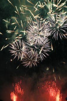 Free Festival Firework Royalty Free Stock Image - 2799806