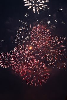 Free Festival Firework Royalty Free Stock Image - 2799906