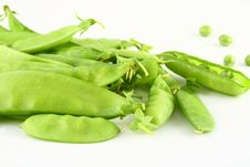 Free Green Pea Stock Photography - 2799952