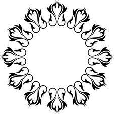 Free Scroll Design Stock Photo - 2799960