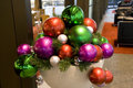 Free Christmas Balls In Bowl Royalty Free Stock Photography - 27901327