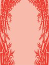 Free Background Sketch Of Oriental Bamboo Stock Images - 27906874
