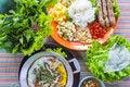 Free Traditional Northern Thai Native Food Set Royalty Free Stock Photo - 27909625