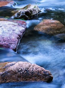 Free River Royalty Free Stock Photography - 27903807