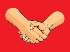 Free Handshake Stock Image - 27907551
