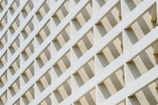 Free Building Facade In Angle With Shadow Royalty Free Stock Photo - 27908405