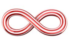 Infinity Symbol Royalty Free Stock Photography