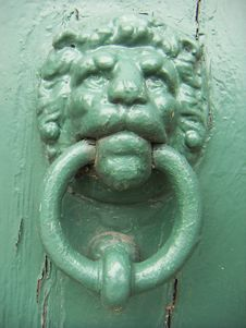 Free Door Knocker Stock Photos - 27909073