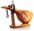 Free Ham On A Wooden Board. Stock Image - 27912031