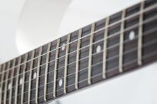 Free Electric Guitar Royalty Free Stock Photos - 27910348