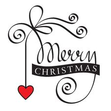 Free Merry Christmas Hand Lettering Stock Image - 27911921