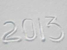 Free New Year 2013 Royalty Free Stock Images - 27914589
