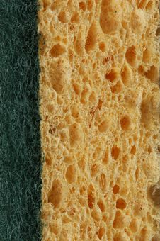 Free Kitchen Sponge Background Stock Photo - 27916300