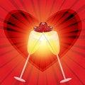 Free Day Of Saint Valentin 4 Royalty Free Stock Photo - 27924035